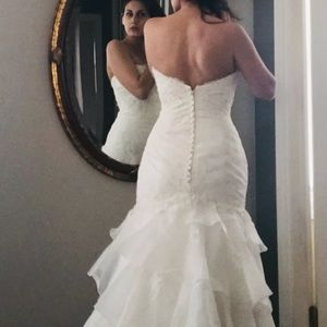 Allure Bridal wedding dress